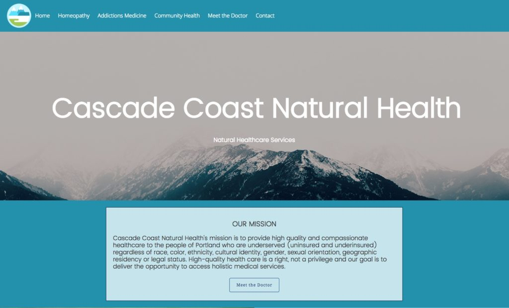 Cascade Coast WP